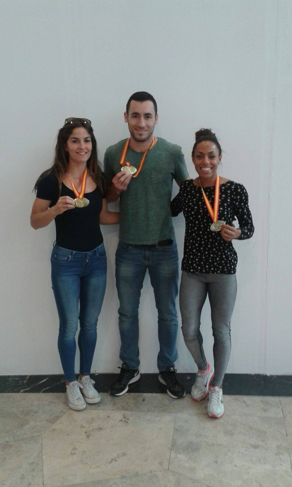 Medallistas Absoluto