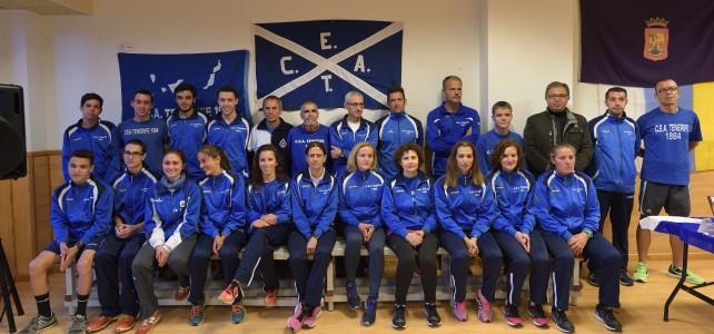 La RFEA confirma al CEA Tenerife 1984 cadete femenino para la final nacional