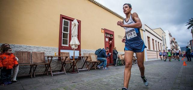 El circuito de la Calle Viana acoge el Campeonato de Canarias de Marcha en Ruta
