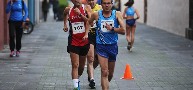 El Hierro acoge el Campeonato de España de Marcha Atlética