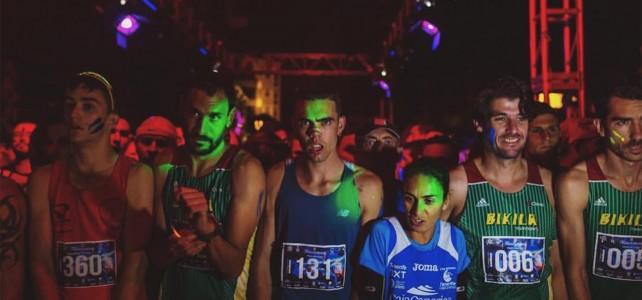 El Campeonato de Canarias de 5K y 10K, en La Palma junto con la Neon Run