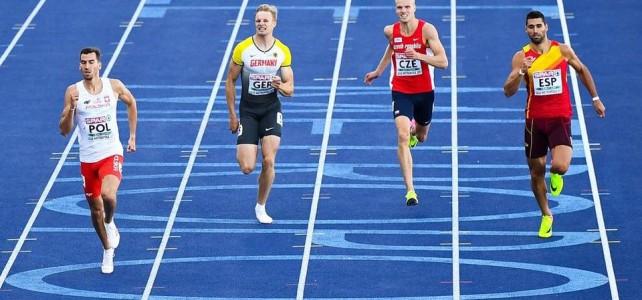 Samuel García, cuarto en la final de 400ml