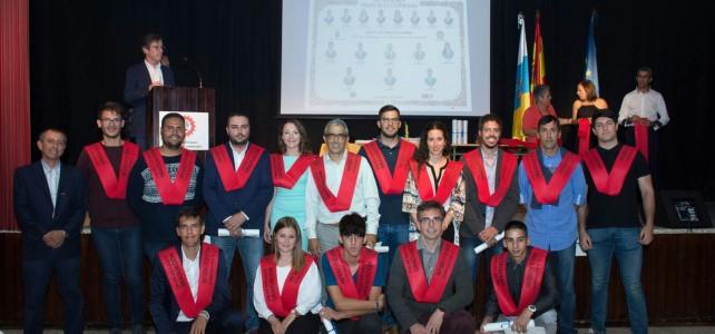 Titulados los primeros técnicos de atletismo en Canarias